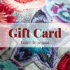Antusu gift card 2