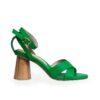 antusu garces bottier sandalias captus verde