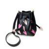 antusu natalia serrano bolso black love mini bag