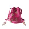 antusu natalia serrano bolso pink love mini bag