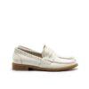 Antusu gal vs buck mocasines burly loafer white 1